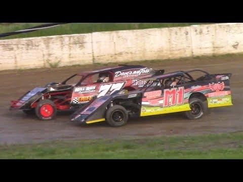 Econo Mod Heat One | Eriez Speedway | 6-2-19