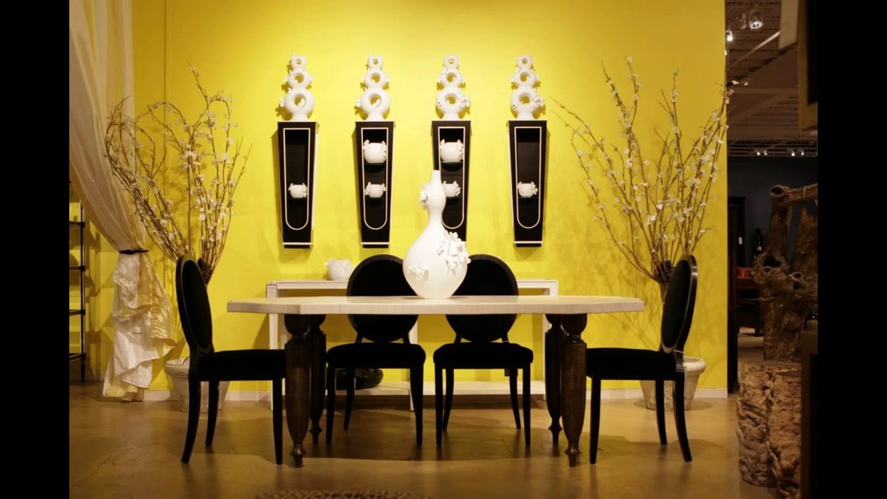 Dining Room Wall Decor Ideas - YouTube