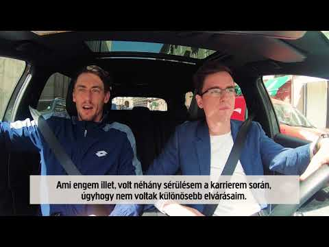 On the road with John Millman