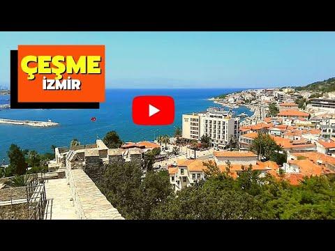 Çeşme Beach - İZMİR TURKEY