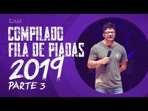 COMPILADO FILA DE PIADAS 2019 - parte 3 - MÁRCIO DONATO