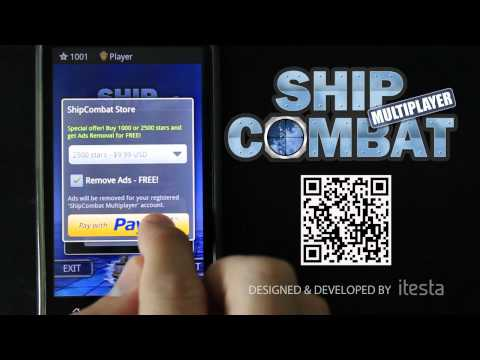 ShipCombat Multiplayer - Reinvention Of Battleships Game For Android 1.1.0