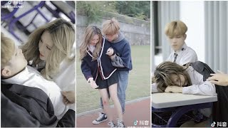 MV High School Love Story Tik Tok China Couple Video Tik Tok Collection Episode  2