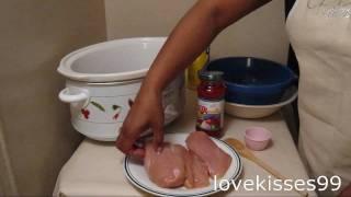5 Ingredients To Fabulous! Slow Cooker Fiesta Chicken