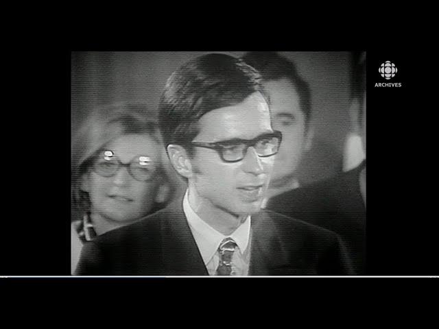 1970, Robert Bourassa élu premier ministre du Québec