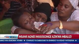Agnes Masogange azikwa leo Mbeya
