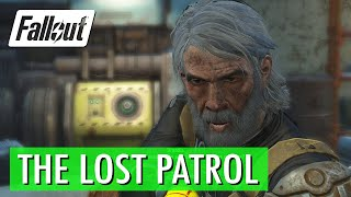 Fallout 4 - The Lost Patrol Brotherhood Side Quest