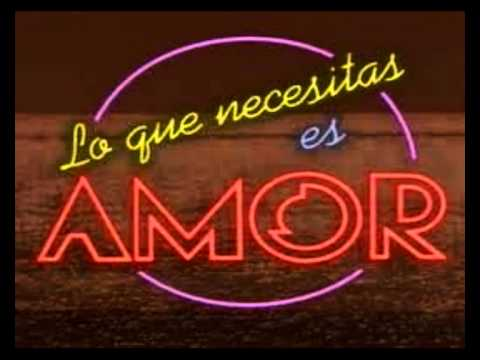 Compartir la letra 'Todo Lo Que Necesitas Es Amor'