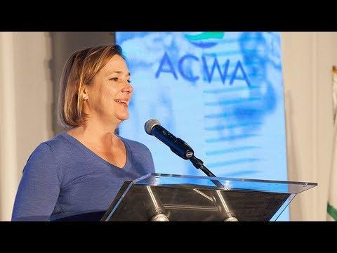 Karla Nemeth Keynote Speech - ACWA 2018