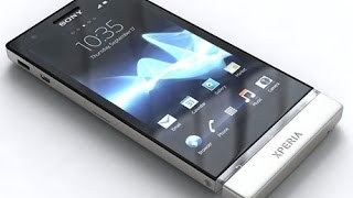 Sony Xperia P ( ST 22i ) Motherboard / Display / Battery Removal
