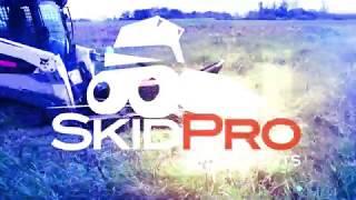 Skid Pro Skid Steer GB2 Brush Mower