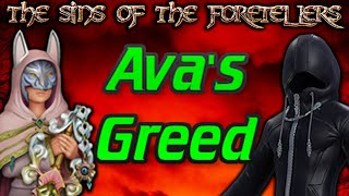 The Sins of The Foretellers | Ava is Greed | Kingdom Hearts Theory/Discussion