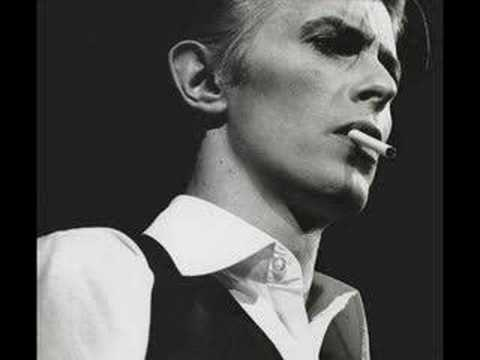 David Bowie - Up The Hill Backwards