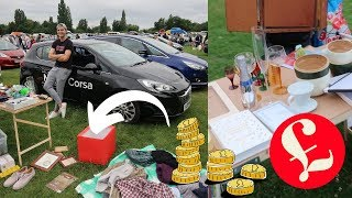 COME AND SELL AT THE CARBOOT SALE WITH ME! | MR CARRINGTON | AD