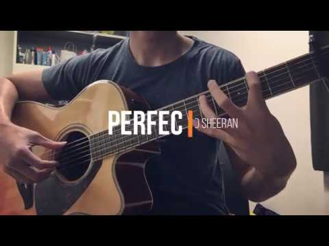 Perfect - Ed Sheeran | Fingerstyle Cover