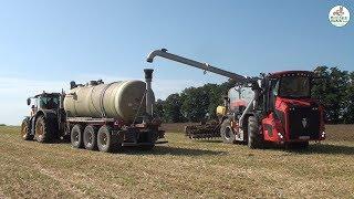 Gülle Düngung 2018/2019 - Holmer exxact Zunhammer 21000 - Multi Agrar Claußnitz GmbH