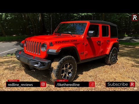 Is The 2019 Jeep Wrangler Any Good With ONLY 4-Cylinders Under The Hood?