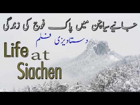 Muhafiz Documentary | The Subzero warrior | Siachen urdu documentary