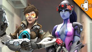 THE MOST ANNOYING TRACER! Overwatch Funny & Epic Moments 579