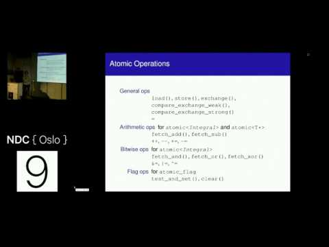 Safety: off --- How not to shoot yourself in the foot with C++ atomics - Anthony Williams