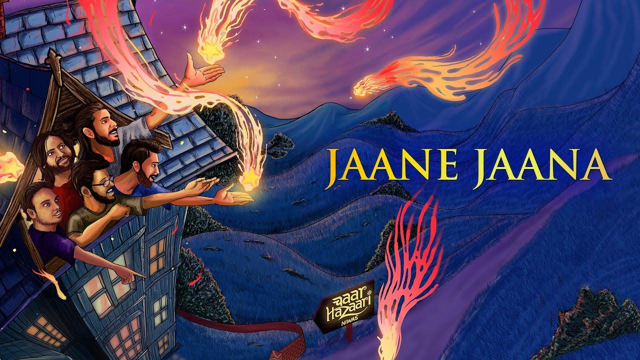 Jaane Jaana - Chaar Hazaari | Official Lyric Video