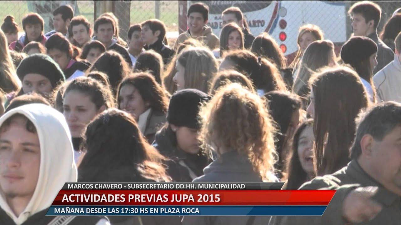 Download ACTIVIDADES PREVIAS JUPA 2015