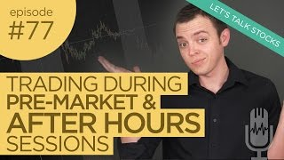 After hours trading optionsxpress