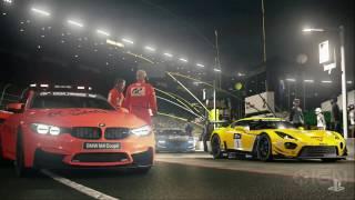 Gran Turismo Sport Reveal Trailer - PSX 2016