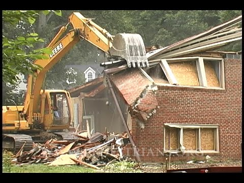 Split Level Demolition
