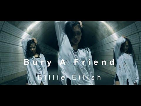 [Promotion Video] Billie Eilish - Bury A Friend / Choreography By JoJo Gomez L Cover