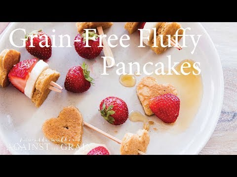 Great Grain-Free Pancakes