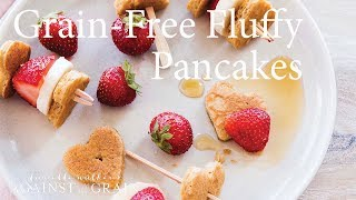 Recipe: Grain-Free Fluffy Pancakes | Danielle Walker