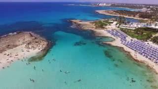 Nissi Beach Agia-Napa, Cyprus | Пляж Нисси, Айя-Напа, Кипр
