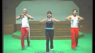 Repeat youtube video แอโรบิก Aerobics Exercise YouTube