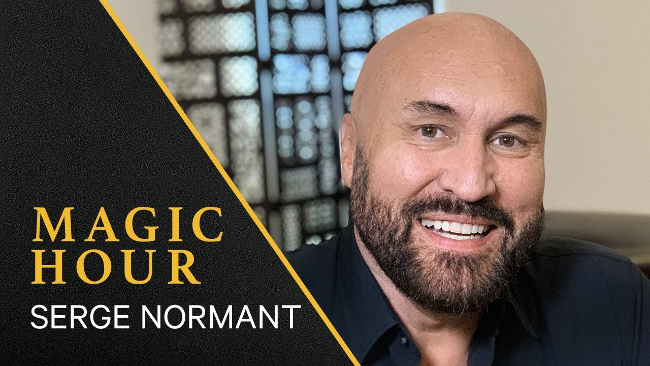 From Julia Roberts to Meghan Markle, Meet Legendary Hairstylist Serge Normant | Magic Hour