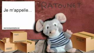 "Basic French: Ratounet sings ""je m"