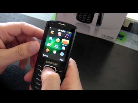 Samsung S5350 Shark Hands on HD - www.TelefonulTau.eu -