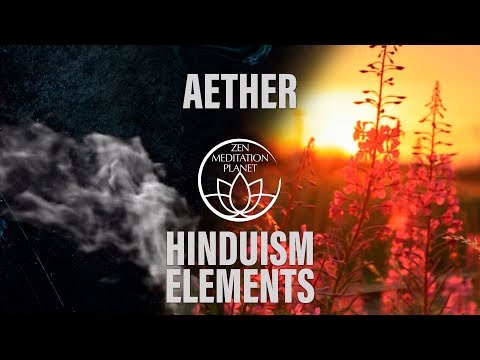 5 Hindu Elements – Sound of Vyom, Shunya & Akash (Aether or Void) – Hear the Essence of Creation
