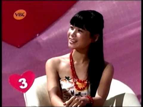 Game show Hẹn Hò Bí Mật 1_MC: Nguyễn Hoàng Nam_Hà Trinh