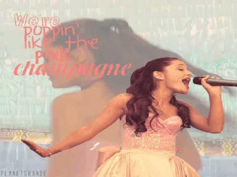 Ariana Grande - Pink Champagne (Speed up/Chipmunk version)