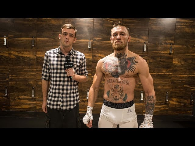 "Conor McGregor Exclusive Interview: ""We're ready to go change the face of the fight game once again"""