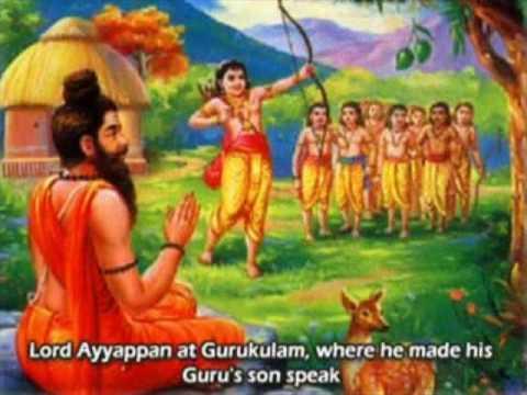 Sampadala soukyala - Ayyappa telugu song
