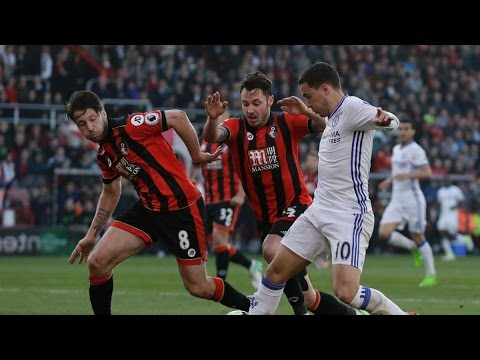 Bournemouth vs Chelsea 1-3 April 8th 2017 All Goals and Highlights!