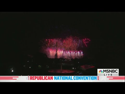 Donald Trump's RNC 2020 Speech I Skipped For The First Time, Ever. He Doesn't Love America Today