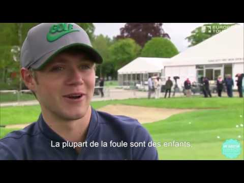 Niall Horan et le Golf 2016 - VOSTFR...