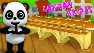 Лондонский мост падает вниз | ребенок бао панда | London Bridge