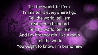 Tell The World by Lecrae with lyrics