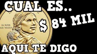 TU LA PUEDES TENER SACAGAWEA DOLLAR