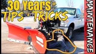 36 years of Heavy Equipment, Landscape & Construction machinery Maintenance tips and tricks