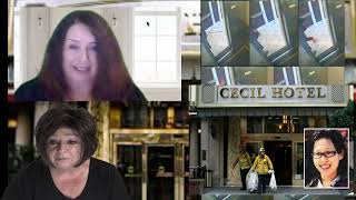Elisa Lam, Cecil Hotel   Murder Or Just A Bizarre Unexplainable Accident
